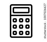 Calculator Accounting Education