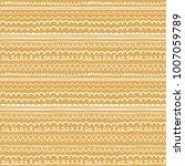 abstract seamless golden... | Shutterstock .eps vector #1007059789