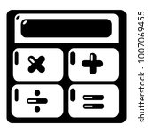 calculator icon. simple...
