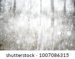 winter snow background  ... | Shutterstock . vector #1007086315