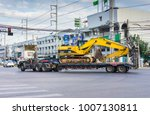 editorial use only  heavy... | Shutterstock . vector #1007130811