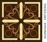 wood art inlay decorative...