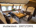 luxury interior in the modern... | Shutterstock . vector #1007172991