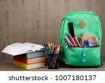education concept   school... | Shutterstock . vector #1007180137