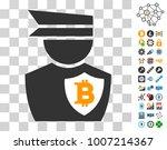 bitcoin police officer...