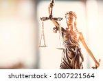 Justice Blindfolded Lady...