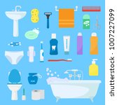 Hygiene Personal Care Vector...