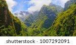 mountain landscape. view of...   Shutterstock . vector #1007292091