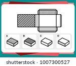 practice questions worksheet... | Shutterstock .eps vector #1007300527