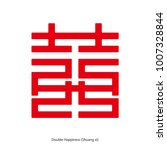 Double Happiness  Shuang Xi ....