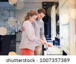 sale  consumerism  shopping and ... | Shutterstock . vector #1007357389