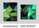 light green  yellowvector cover ...