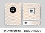 light orange vector layout for... | Shutterstock .eps vector #1007395399