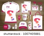 gift items business corporate... | Shutterstock .eps vector #1007405881