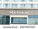 commercial outdoor sign of... | Shutterstock . vector #1007407339