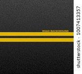 structure of granular asphalt.... | Shutterstock .eps vector #1007413357