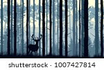 horizontal vector illustration... | Shutterstock .eps vector #1007427814
