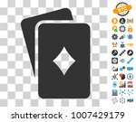 diamonds playing cards icon...