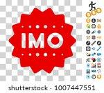 imo token icon with bonus...