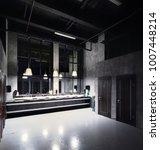 beautiful and modern interior... | Shutterstock . vector #1007448214