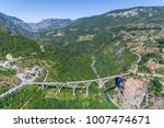 aerial view of the djurdjevica... | Shutterstock . vector #1007474671