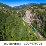panoramic aerial view of the... | Shutterstock . vector #1007479705
