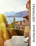 menaggio town  lake como  italy | Shutterstock . vector #1007494561