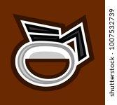 coffee pot vector  | Shutterstock .eps vector #1007532739