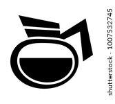 coffee pot vector  | Shutterstock .eps vector #1007532745