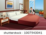 a vector illustration of... | Shutterstock .eps vector #1007543041