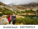 beautiful velicka valley   in... | Shutterstock . vector #1007549515