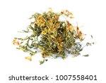 Dry Hypericum Flowers ...