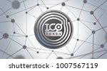 ico   initial coin offering.... | Shutterstock .eps vector #1007567119