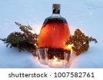 bitter spirit elixir | Shutterstock . vector #1007582761