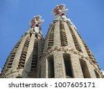 barcelona  spain   september... | Shutterstock . vector #1007605171