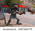 beano minnie.  dundee  scotland ...   Shutterstock . vector #1007606779