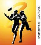 sports illustration | Shutterstock . vector #1007646