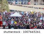 toronto  canada   january 20 ...   Shutterstock . vector #1007665261