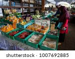 cameron highland  malaysia....   Shutterstock . vector #1007692885