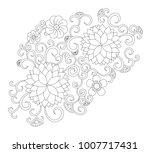 asian traditional design  print ...   Shutterstock .eps vector #1007717431