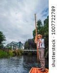 christchurch  new zealand  ...   Shutterstock . vector #1007722789