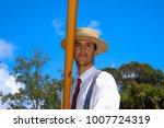 christchurch  new zealand  ...   Shutterstock . vector #1007724319