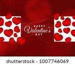 abstract beautiful happy... | Shutterstock .eps vector #1007746069