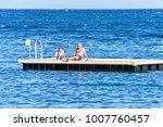 cap d'ail  france   june 29 ... | Shutterstock . vector #1007760457