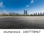 panoramic skyline and buildings ... | Shutterstock . vector #1007778967