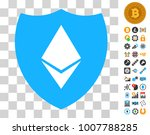 ethereum crystal shield...