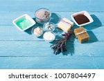 makeup  moisturizer  soap ... | Shutterstock . vector #1007804497