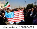 tehran  iran   january 05 ...   Shutterstock . vector #1007804629
