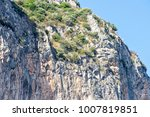 daylight view from bottom to... | Shutterstock . vector #1007819851
