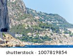 daylight view to big mountains... | Shutterstock . vector #1007819854